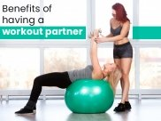 7 Surprising Benefits Of Working Out With A Partner