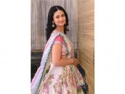 Divyanka Tripathi Dahiya's Lehenga Is What You Should Bookmark For The Upcoming Wedding Season