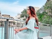 Erica Fernandes Is An Angel With Wings In A Pretty Flared Dress And We Can't Take Our Eyes Off Her!