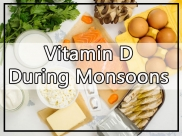A Nutritionist Explains How To Ensure That We Have Sufficient Vitamin D During Monsoons