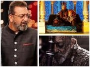 On Sanjay Dutt's Birthday, His Three Absolutely Dramatic Looks From His Recent Movies