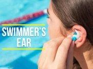 Swimmer's Ear (Otitis Externa): Causes, Symptoms, Risk Factors, Diagnosis And Treatment