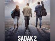 Sadak 2: Sanjay Dutt, Alia Bhatt And Aditya Roy Kapur's Outfits Decoded From The Posters