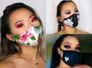 Eye Make-up Looks To Wear With Face Mask This Festive Season
