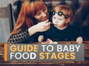 Nutritionist's View On Baby Foods: The Right Foods For Each Stage
