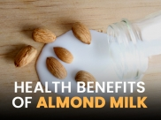 Almond Milk: Health Benefits, Uses And How To Make