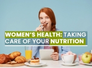 Women's Health: Nutritionist's Guide On Taking Care Of Your Health