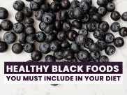 15 Healthy Black-Coloured Foods You Must Include In Your Diet