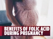 8 Health Benefits Of Folic Acid During Pregnancy