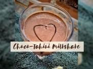 Unique And Simple Choco-Tahini Milkshake Recipe