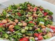 Chickpea Salad Recipe: How To Make It At Home