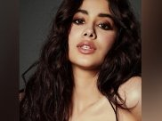 Roohi Promotions: Janhvi Kapoor Flaunts Bold Makeup Look With Kohl Rimmed Eyes And Nude Glossy Lips