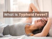 What Is Typhoid Fever? Causes, Symptoms, Risk Factors, Complications, Treatments And Prevention