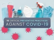 COVID-19: Govt Releases List Of 15 Crucial Preventive Practices Against COVID