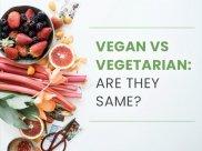 Vegan Vs Vegetarian: Differences, Benefits, Similarities And Downsides