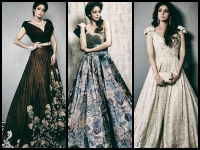 Sridevi In Manish Malhotra Silhouettes For Hi! Blitz