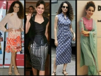 Kangana Ranaut's Best Looks During Katti Batti Promotions