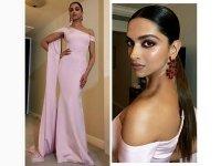 Deepika Padukone Picks The Right Dress But Fails At Makeup!