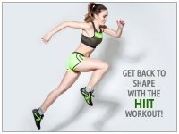 HIIT: The Easiest Workout For Weight Loss