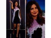 Priyanka Chopra Steals the Show At Jimmy Kimmel Show!