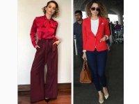 One More Dose Of Kangana Ranaut's Rangoon Fashion