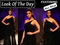 #MustLookAt Alia Bhatt Walks For Namrata Joshipura