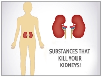 Substances That Harm Your Kidneys!