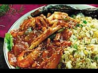 Recipe For Prawn Biriyani