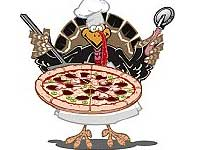 ... to prepare from the leftover turkeys other than a tasty pizzas if you