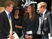 Kate Middleton Embarrasses Royal Family