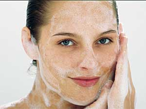 soap for face