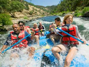 India's Top Water Rafting Destinations