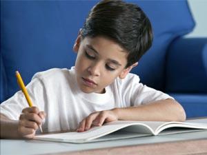 Homework for kid