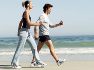 Walking Is The Best Way To Keep Healthy