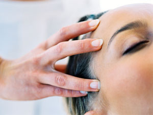 head massage  head massage techniques  massage benefits
