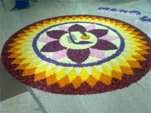 Easy Design Ideas For Making Onam Pookalam Boldskycom