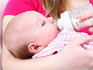 Infant Milk Allergy Symptoms