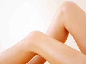 Get White Knees Naturally