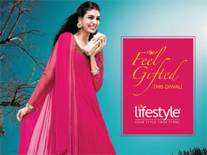 Lifestyle Offers Diwali Gift Vouchers