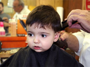 To Do Toddler Haircuts At Home?