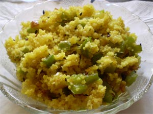 Dalia recipe healthy diet food boldsky dalia is a recipe of broken wheat very well known in india for its nutritious value and also as a great form of low calorie food forumfinder Gallery