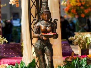 Dining Cum Pooja Room: Traditional Decor Ideas - Boldskycom