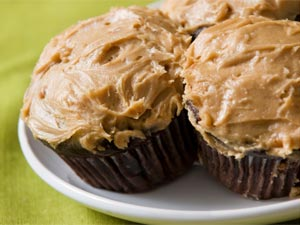Peanut Butter Cupcakes For Children