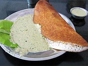 Authentic Davangere Benne Dosa Recipe