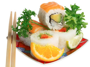 Sushi Diet - Tasty Weight Loss Diet!
