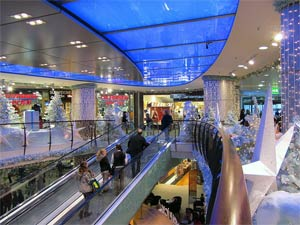 Shopping Destinations Christmas