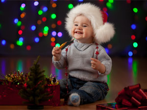Baby Accessories Christmas