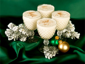 Homemade Eggnog Recipe For Christmas!