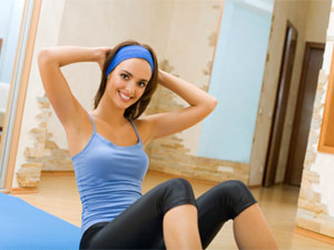 Home Aerobic Exercises For Easy Slimming