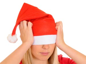 Dealing Christmas Stress In Children